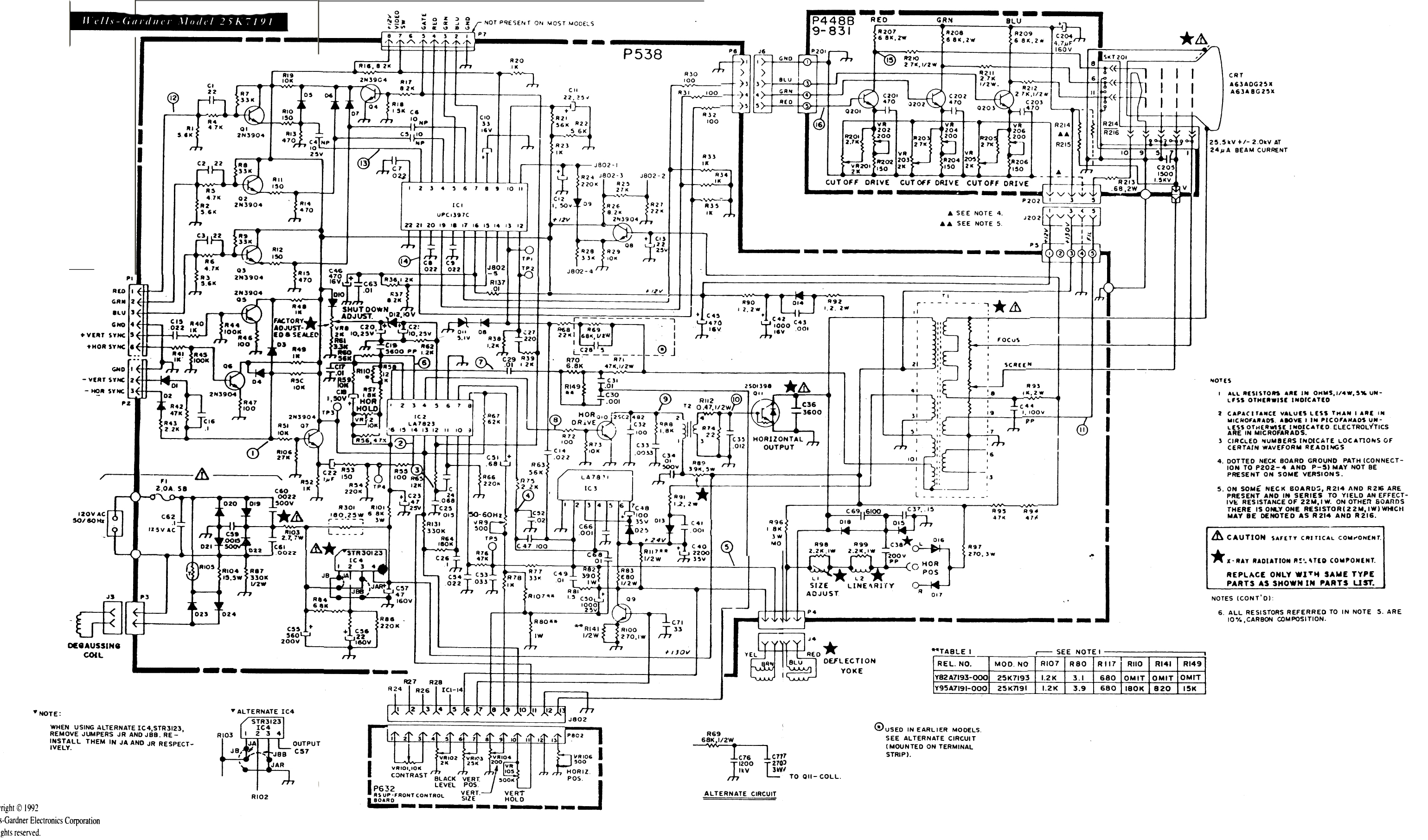 k7191 complete_lg_ jake's wg 25k7191 info battery monitor circuit diagram at readyjetset.co