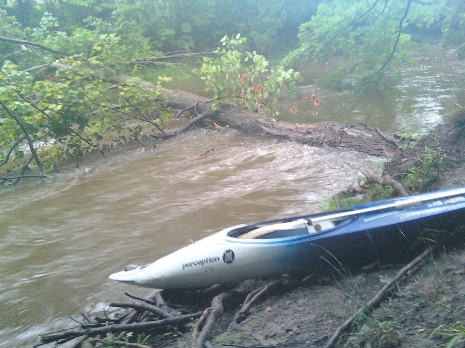 Kayaked the Alplaus Kill | jstookey.com